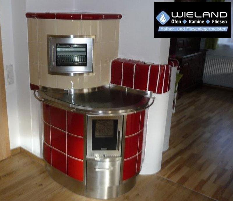 Wieland-Ofen-Fliesen-Fliesen-Planung Küchenherd